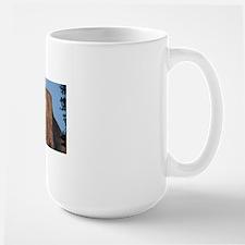 The Heart of El Cap. Large Mug