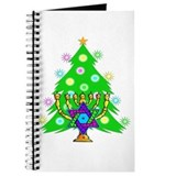 Hanukkah Journals & Spiral Notebooks