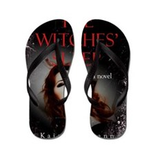 The Witches' Sleep Flip Flops