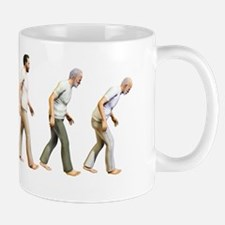 Seven Ages of Man Mug