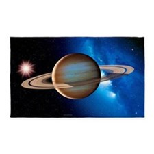 Saturn 3'x5' Area Rug