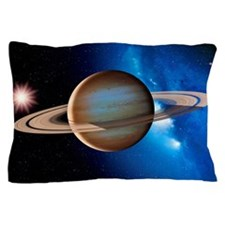 Saturn Pillow Case