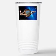 Saturn Stainless Steel Travel Mug