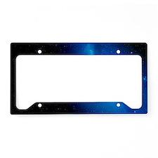 Saturn License Plate Holder