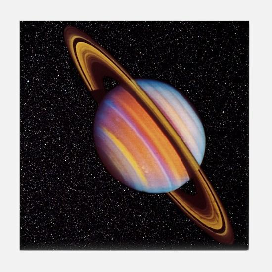 Saturn Tile Coaster