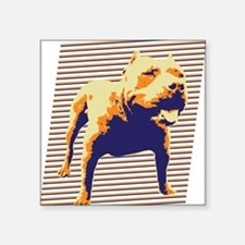 """Bully For You Square Sticker 3"""" x 3"""""""