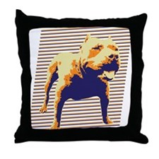 Bully For You Throw Pillow