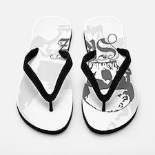 ns_kids_all_over_828_H_F Flip Flops