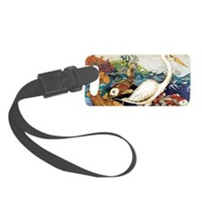 Winds of Change II Luggage Tag