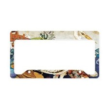 Winds of Change II License Plate Holder