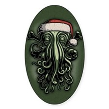 cthulhu-claus-CRD2 Decal