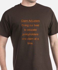 Educating Policyholders T-Shirt