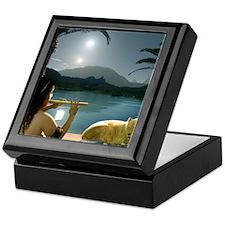 ParallelNileCharmerMousepad Keepsake Box