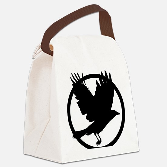 Krow Canvas Lunch Bag