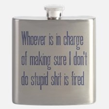 fired Flask