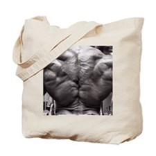 BODYBUILDING BACK Tote Bag