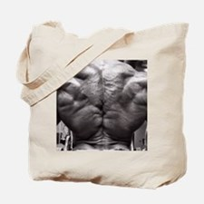 BODYBUILDING BACK Tote Bag