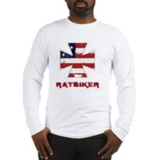 American Ratbiker Long Sleeve T-Shirt
