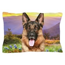 meadow(carmag) Pillow Case