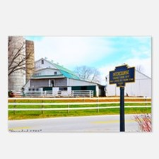 Intercourse, Pa. town sig Postcards (Package of 8)