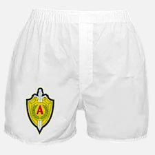 Alpha Group emblem Boxer Shorts