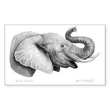 Lucky Elephant Decal