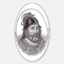 Sir William Wallace, Guardian of Sc Sticker (Oval)