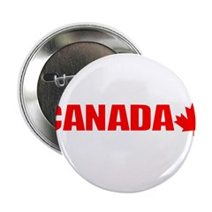 Canada Maple Leaf (Dark) 2.25