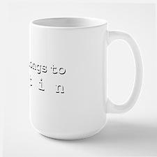 My Heart Belongs To Justin Ceramic Mugs