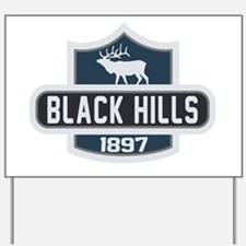 Black Hills Nature Badge Yard Sign