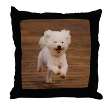 Sventintin Throw Pillow