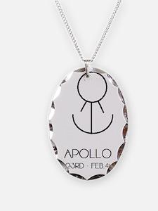 Apollo Asterian astrology Necklace