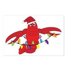 Sandy Claws Postcards (Package of 8)