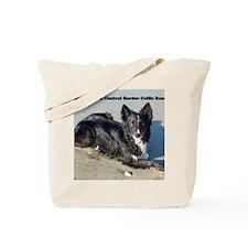 Atlantic Region Central Boder Collie Resc Tote Bag