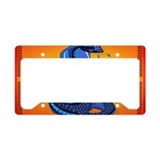Yardsign Year Of The Snake License Plate Holder