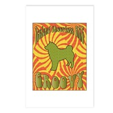 Groovy Sheepdogs Postcards (Package of 8)