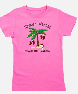 From The Islands Girl's Tee