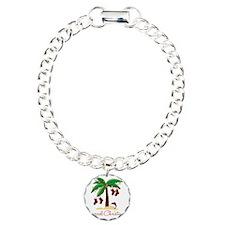 Tropical Christmas Bracelet