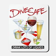 Dive Safe Mousepad
