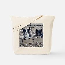 Atlantic Region Central Border Collie Res Tote Bag