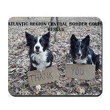 Atlantic Region Central Border Collie Re Mousepad