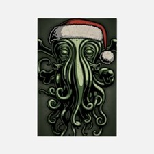 cthulhu-claus-CRD Rectangle Magnet