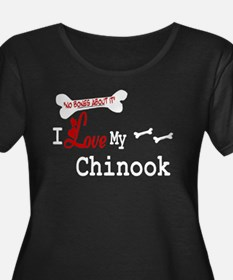 ChinookT Plus Size T-Shirt