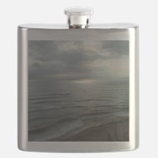 Morning Sun Cape Breton Island#1 Large Print Flask