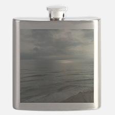 Morning Sun Cape Breton Island#6 Large Print Flask
