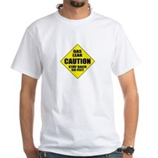 Caution: Gas Leak T-Shirt