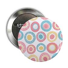 "DotPattern_Pink_Large 2.25"" Button"