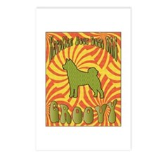 Groovy Karelian Postcards (Package of 8)