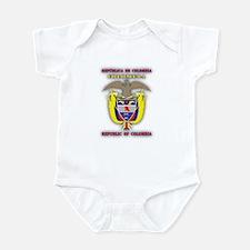 Colombia Apparel v1 Infant Bodysuit