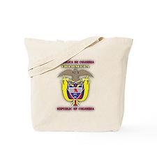 Colombia Apparel v1 Tote Bag